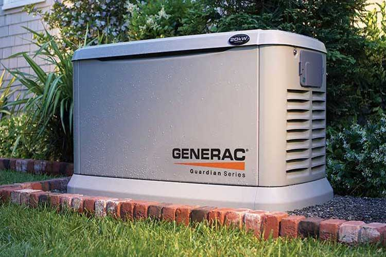 generator installation in Knoxville, TN